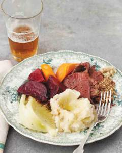 Corned Beef and Cabbage, Courtesy: www.marthastewart.com