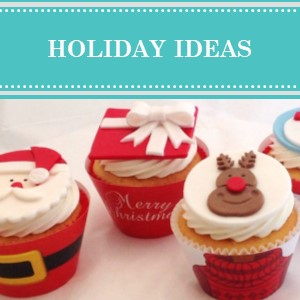 DIY Holiday Ideas on Cameo Party Designs.  Find creative DIY holiday ideas to add that special touch to your next holiday.